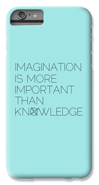 Imagination IPhone 6 Plus Case by Melanie Viola