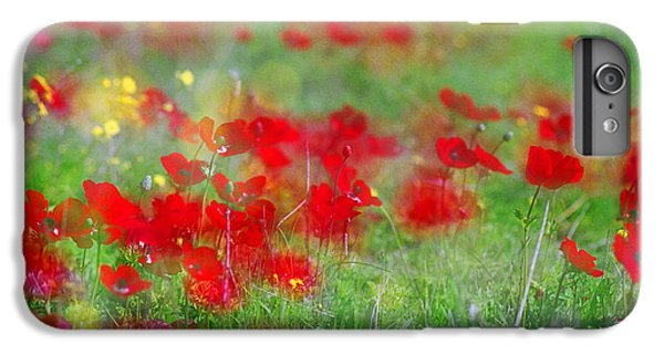 Impressionistic Blossom Near Shderot IPhone 6 Plus Case