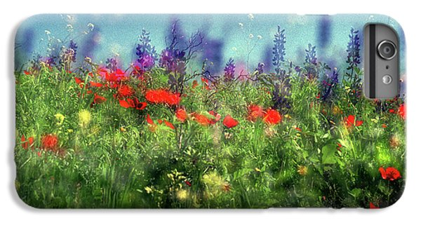 Impressionistic Springtime IPhone 6 Plus Case by Dubi Roman