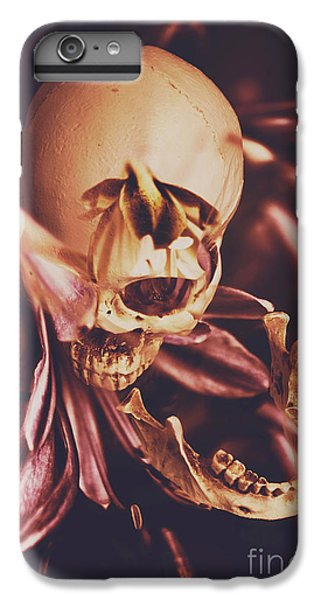 Orchid iPhone 6 Plus Case - In Contrasts Of Soul Growth by Jorgo Photography - Wall Art Gallery