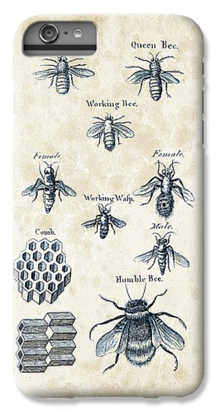 Insects - 1792 - 14 IPhone 6 Plus Case