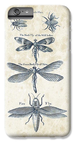 Insects - 1792 - 16 IPhone 6 Plus Case by Aged Pixel