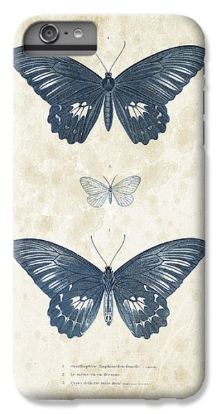 Insects - 1832 - 01 IPhone 6 Plus Case by Aged Pixel