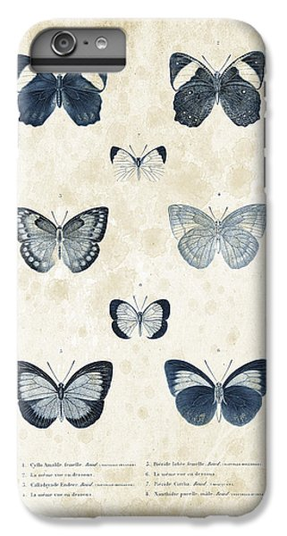 Insects - 1832 - 02 IPhone 6 Plus Case by Aged Pixel