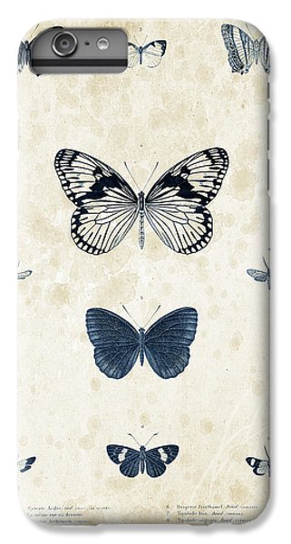 Insects - 1832 - 03 IPhone 6 Plus Case by Aged Pixel