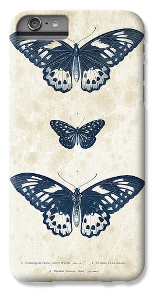 Insects - 1832 - 04 IPhone 6 Plus Case by Aged Pixel