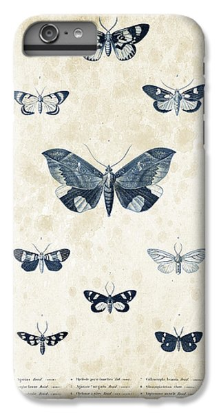 Insects - 1832 - 05 IPhone 6 Plus Case by Aged Pixel