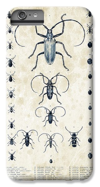 Insects - 1832 - 08 IPhone 6 Plus Case by Aged Pixel