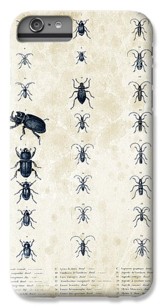 Insects - 1832 - 09 IPhone 6 Plus Case by Aged Pixel