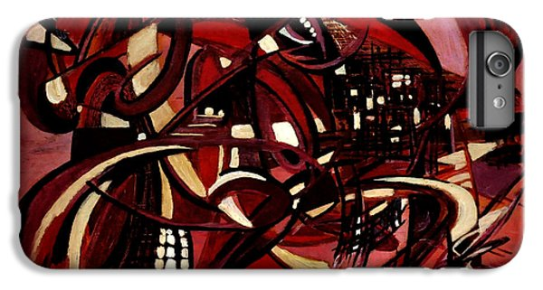 Intimate Still Life With Incidental Intensity IPhone 6 Plus Case