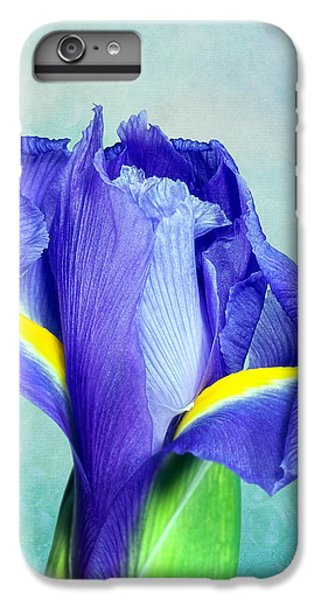 Irises iPhone 6 Plus Case - Iris Flower Of Faith And Hope by Tom Mc Nemar