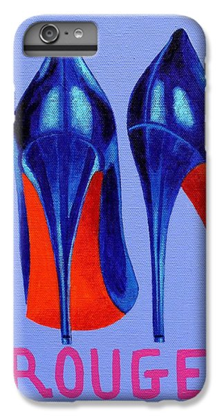 Irish Burlesque Shoes IPhone 6 Plus Case