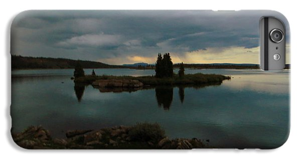 Island In The Storm IPhone 6 Plus Case by Karen Shackles