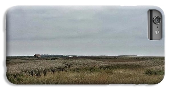 It's A Grey Day In North Norfolk Today IPhone 6 Plus Case