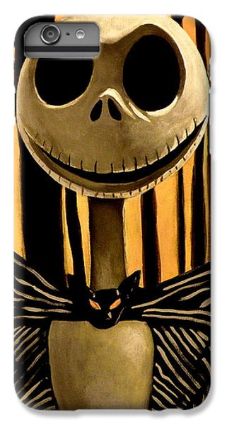 Jack Skelington IPhone 6 Plus Case