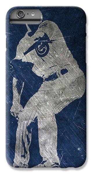 Jake Arrieta Chicago Cubs Art IPhone 6 Plus Case by Joe Hamilton