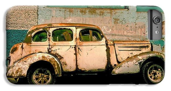 Car iPhone 6 Plus Case - Jalopy by Skip Hunt