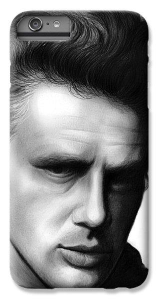 James Dean IPhone 6 Plus Case by Greg Joens
