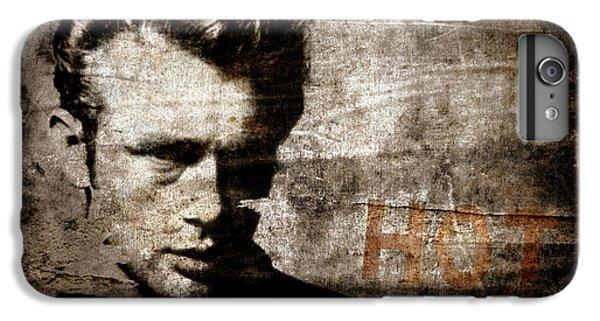 James Dean Hot IPhone 6 Plus Case by Carol Leigh