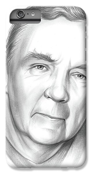 Wizard iPhone 6 Plus Case - James Patterson by Greg Joens