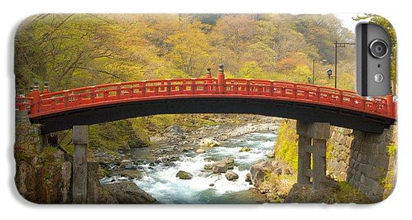 Japanese Bridge IPhone 6 Plus Case by Sebastian Musial
