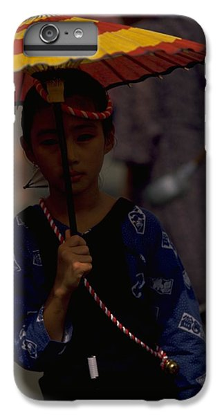 Japanese Girl IPhone 6 Plus Case by Travel Pics