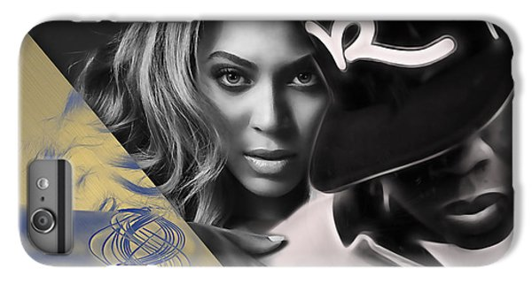 Jay Z Beyonce Collection IPhone 6 Plus Case by Marvin Blaine