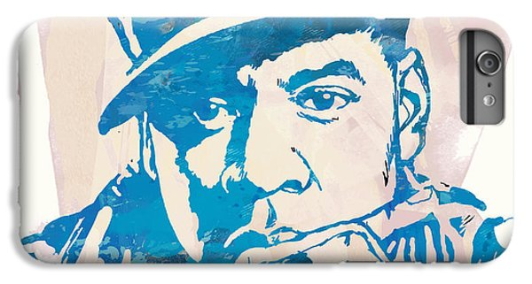 Jay-z  Etching Pop Art Poster IPhone 6 Plus Case