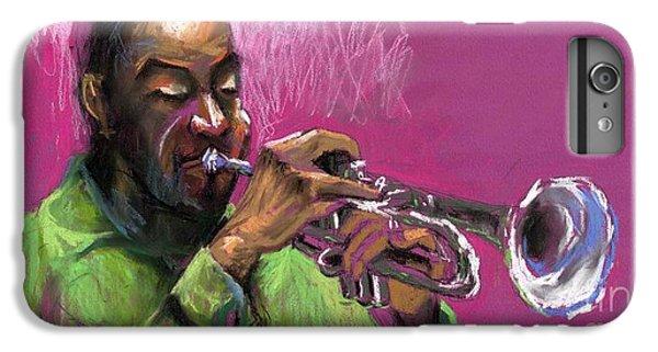 Jazz Trumpeter IPhone 6 Plus Case