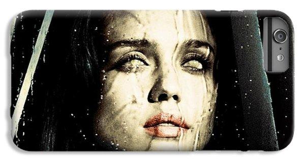 Jessica Alba Dark Horror IPhone 6 Plus Case