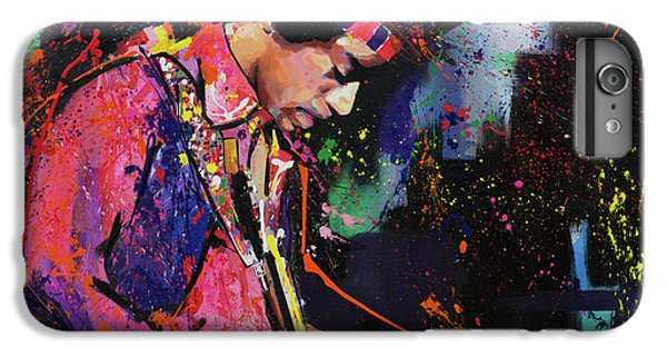 Jimi Hendrix II IPhone 6 Plus Case