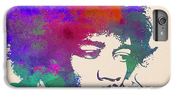 Jimi Hendrix Poster IPhone 6 Plus Case