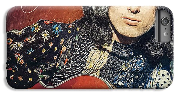 Rock Music Jimmy Page iPhone 6 Plus Case - Jimmy Page by Zapista Zapista