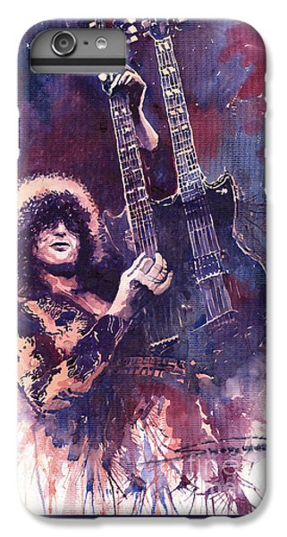Jimmy Page  IPhone 6 Plus Case