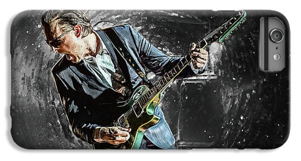 Joe Bonamassa IPhone 6 Plus Case by Taylan Apukovska