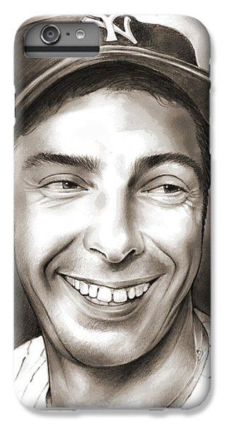 Joe Dimaggio IPhone 6 Plus Case