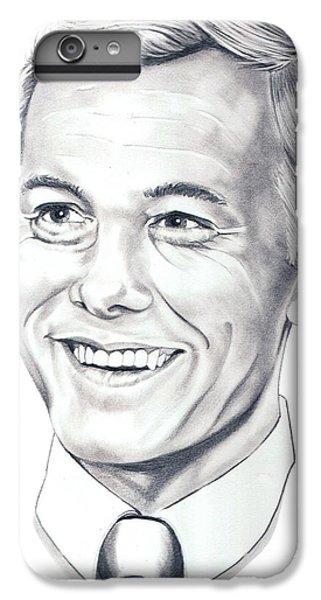 Johnny Carson IPhone 6 Plus Case by Murphy Elliott