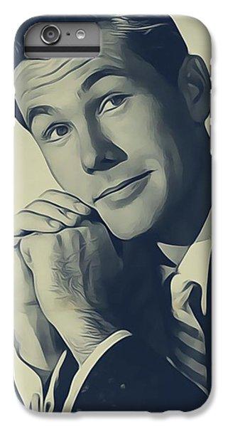 Johnny Carson, Vintage Entertainer IPhone 6 Plus Case