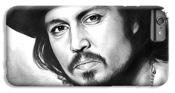 Johnny Depp IPhone 6 Plus Case