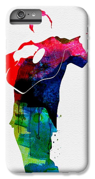 Johnny Watercolor IPhone 6 Plus Case