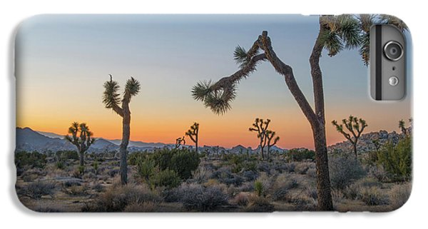 Joshua Sunset IPhone 6 Plus Case by Joseph Smith