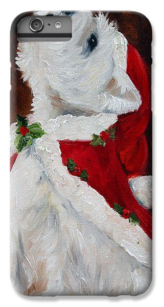 Sparrow iPhone 6 Plus Case - Joy To The World by Mary Sparrow