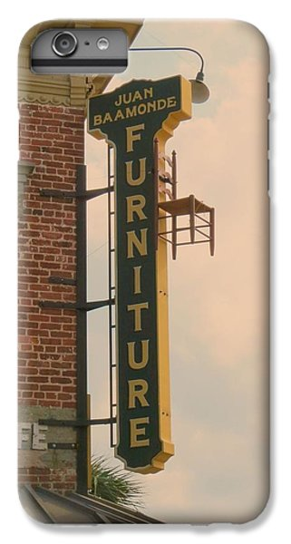 Juan's Furniture Store IPhone 6 Plus Case by Robert Youmans