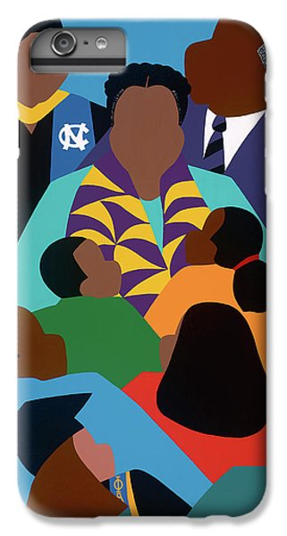 iPhone 6 Plus Case - Jubilee by Synthia SAINT JAMES