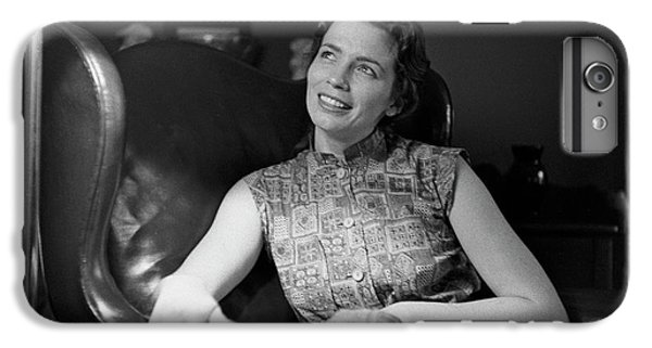 June Carter, 1956 IPhone 6 Plus Case by The Harrington Collection