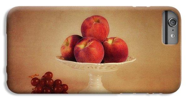 Just Peachy IPhone 6 Plus Case by Tom Mc Nemar
