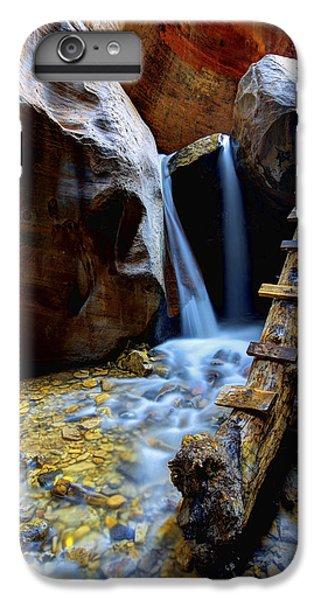 Nature Trail iPhone 6 Plus Case - Kanarra by Chad Dutson
