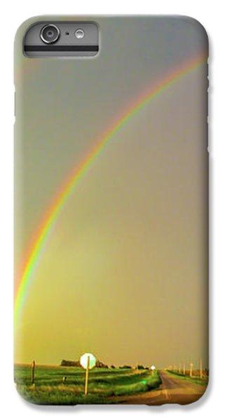 Nebraskasc iPhone 6 Plus Case - Kansas Storm Chase Bust Day 006 by NebraskaSC