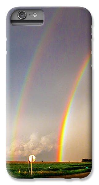 Nebraskasc iPhone 6 Plus Case - Kansas Storm Chase Bust Day 007 by NebraskaSC