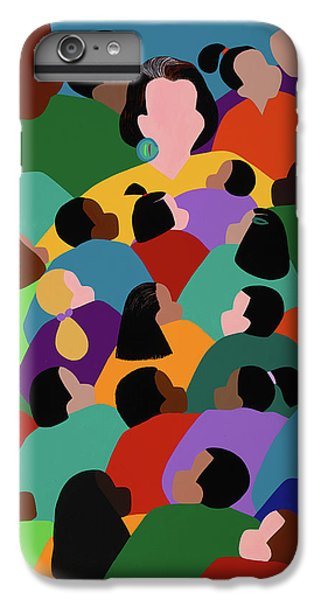 iPhone 6 Plus Case - Keeper Of The Flame by Synthia SAINT JAMES